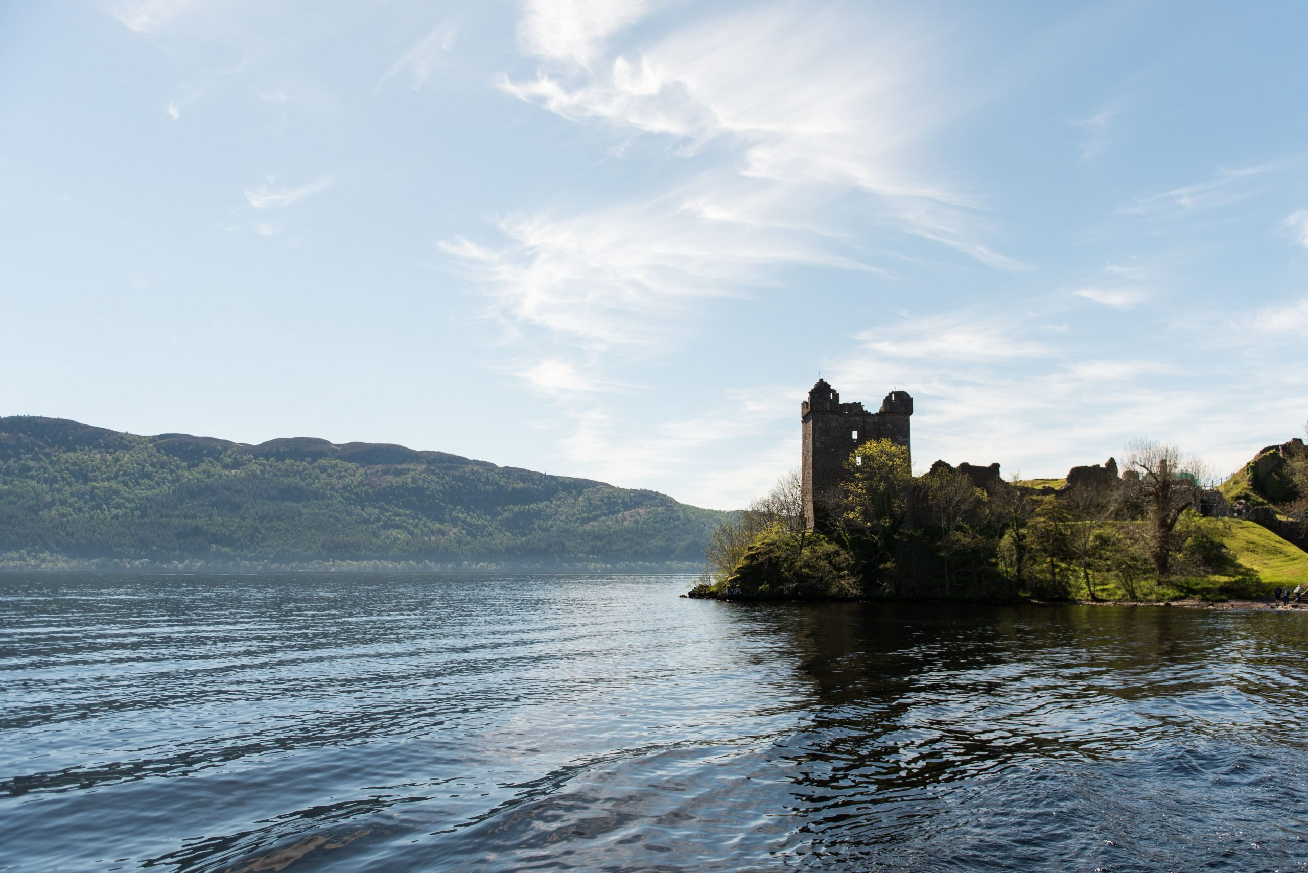 The shores of Loch Ness will be home to a 450MW pumped storage hydro scheme