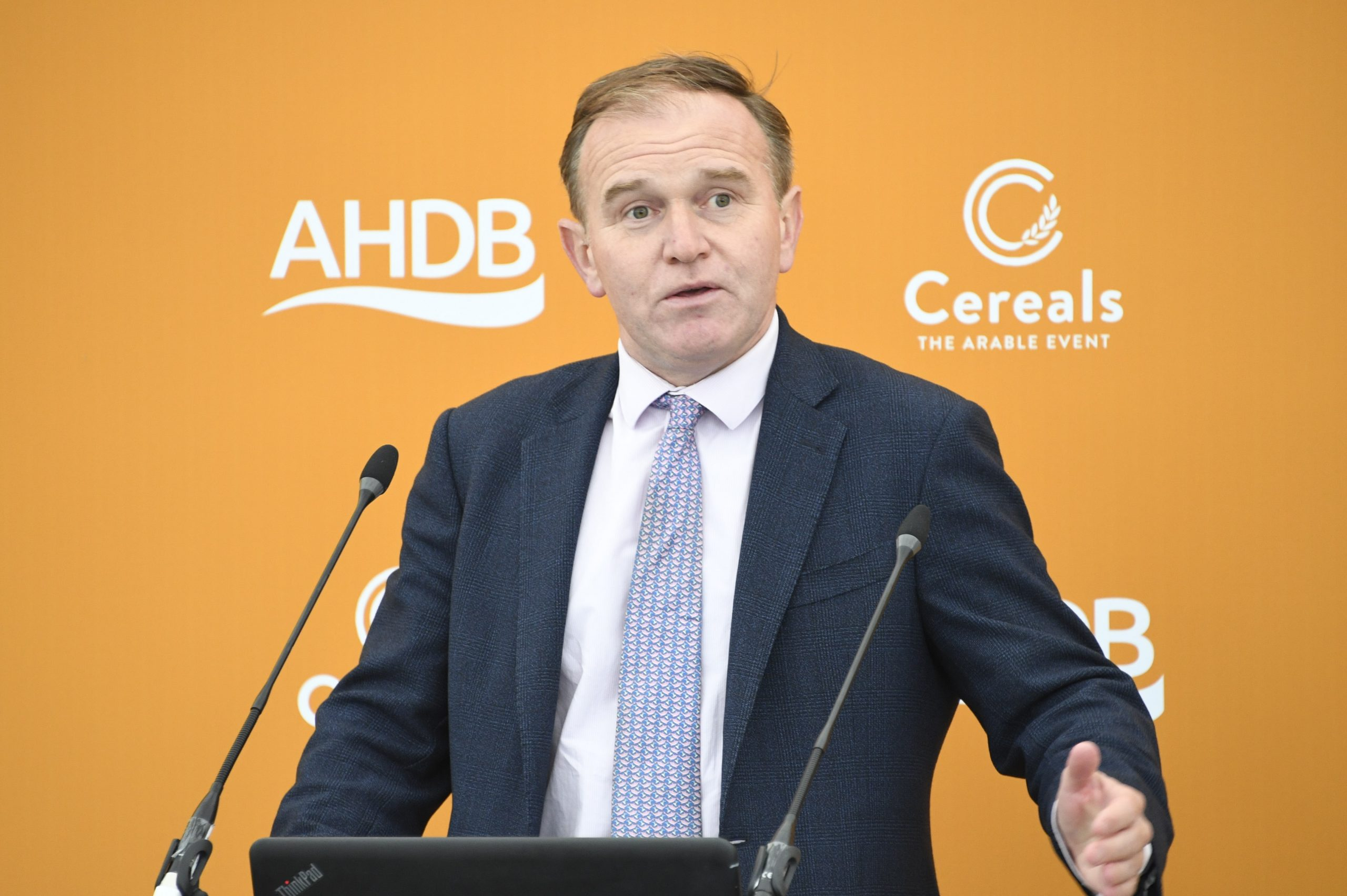 Sustainable Farming Incentive rates announced by Defra Secretary George Eustice