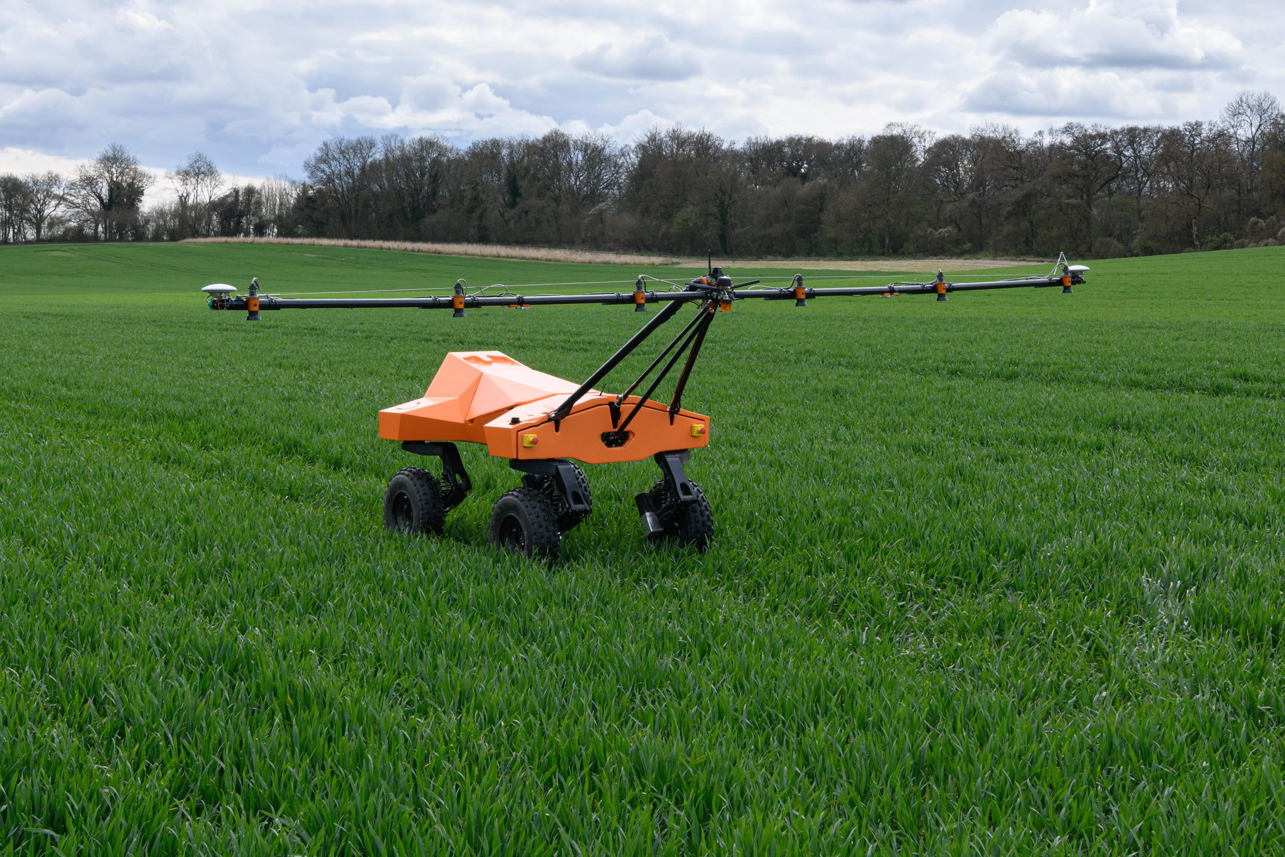 low carbon automated farming