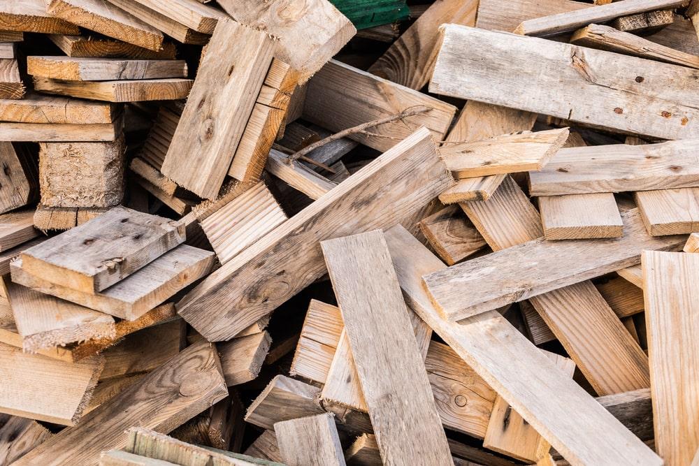 waste wood image